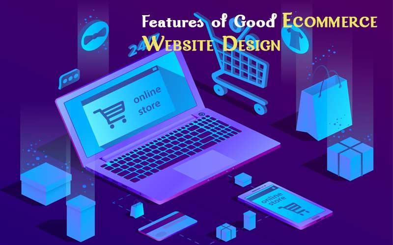 ecommere website design expert