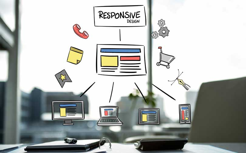 Responsive Website design Ideas